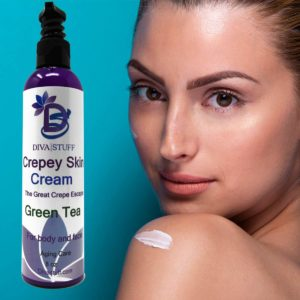 best body lotion crepey skin