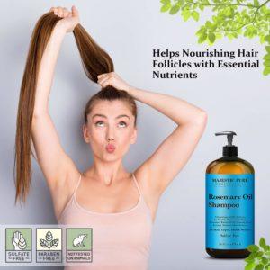 pregnancy safe shampoo