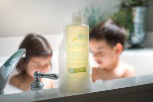 best organic body washs