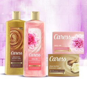 best sensitive skin body washes