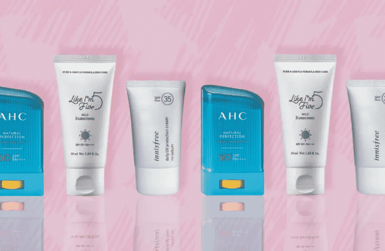 Best Korean Sunscreens for Oily Skin: Broad-Spectrum SPF & Oil Control