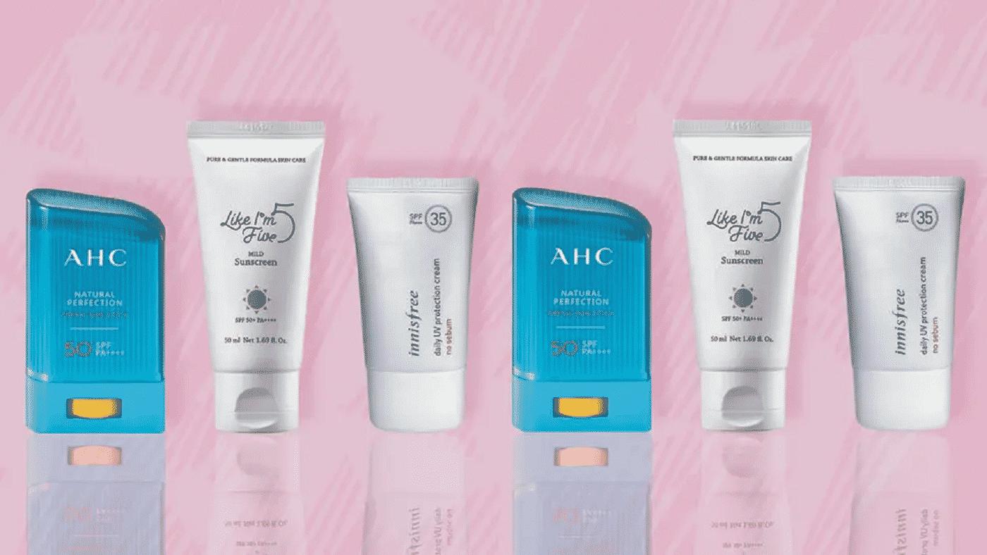 best korean sunscreens oily skin