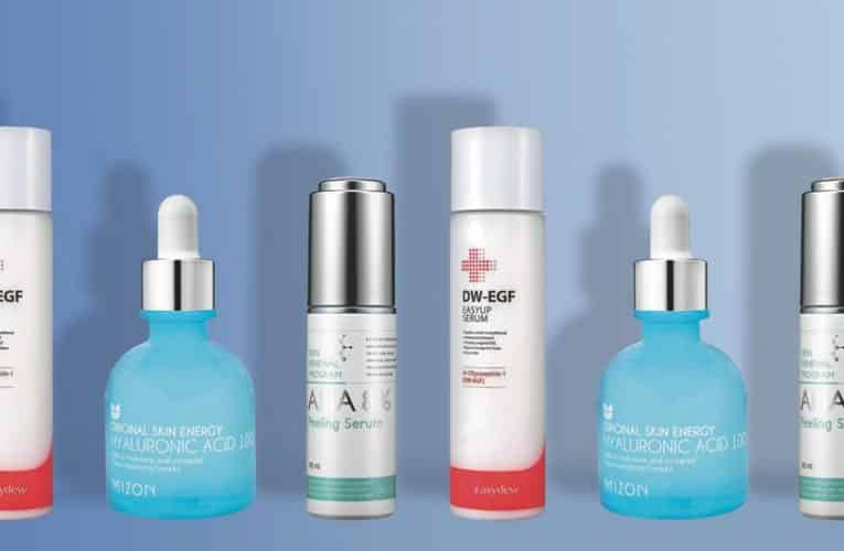 Best Korean Serums for All Types of Skin and All-Day Care
