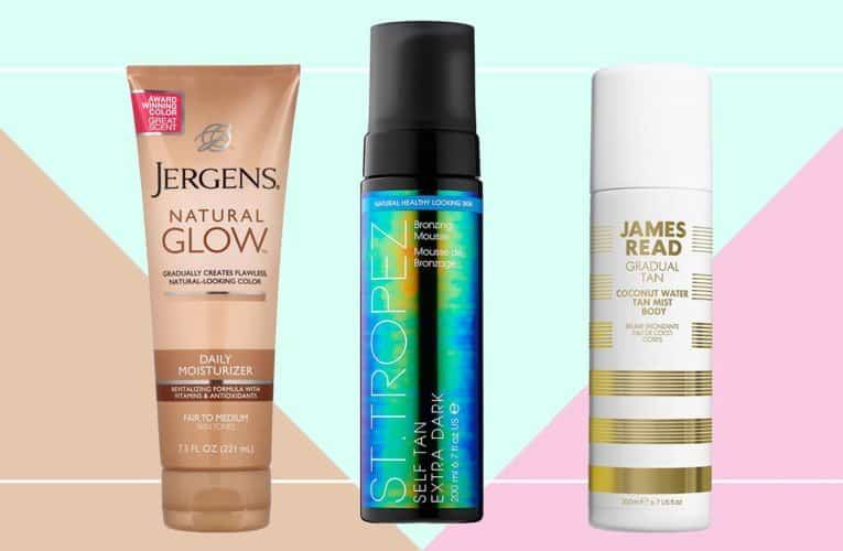 Best Self Tanners for Sensitive Skin: Gentle, Unscented, & DHA-Free