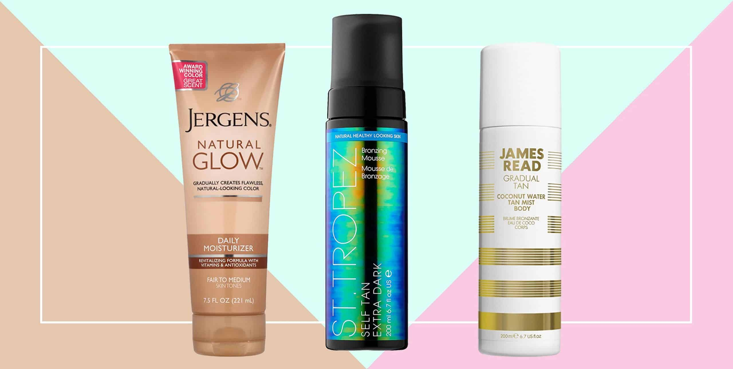 best self tanners for sensitive skin