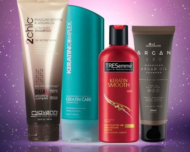 Best Shampoo for Keratin Treated Hair (Sulfate-Free, Moisturizing with Natural Ingredients)