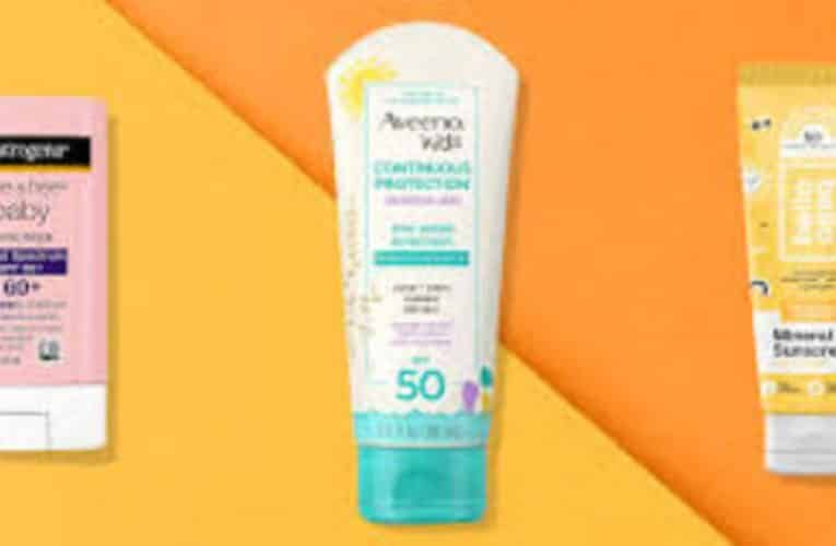 10 Best Sunscreens for Pregnancy