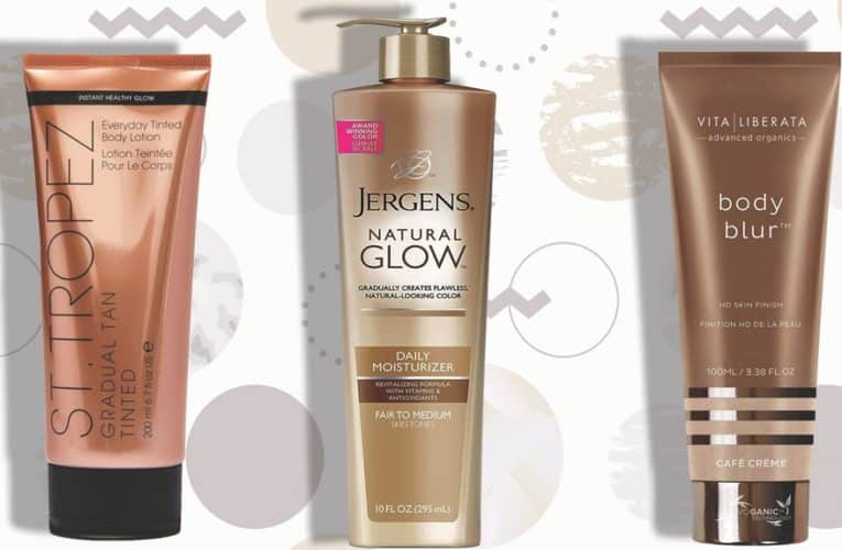 10 Best Tanning Lotions for Fair Skin