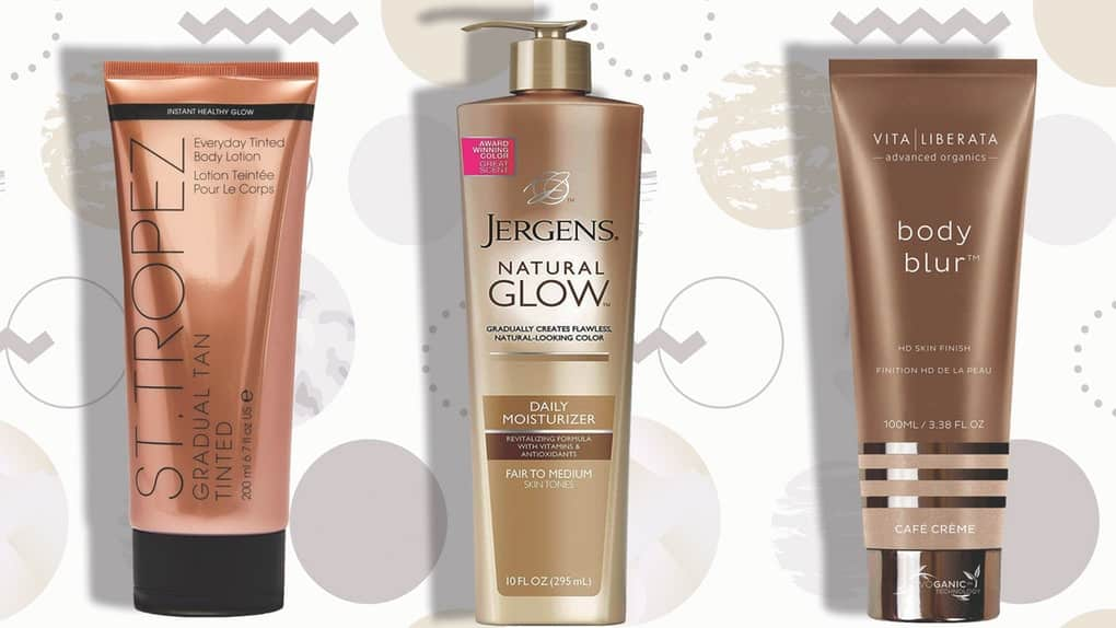 best tanning lotions for fair skin
