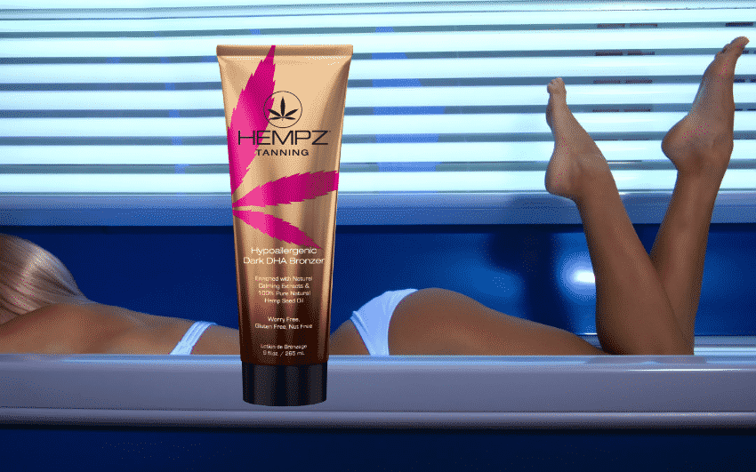 tanning lotions for sensitive skin