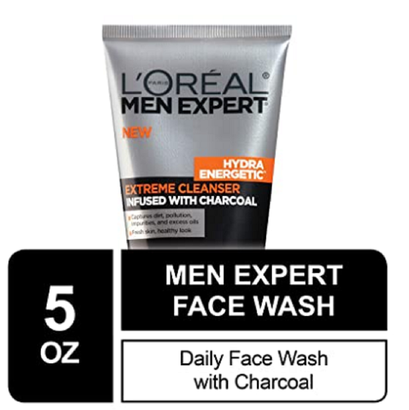 Men Face Wash For Oily Skin